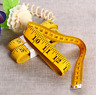3m Faux Leather Flat Body Measuring Ruler Band Soft Tape Tailor Sewing Tool