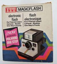ITT Magicflash Flash Instant Camera for Polaroid Land Camera (Flash Only)    A2