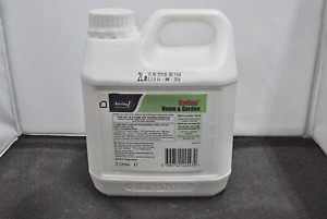 1 X2L GALLUP Non - PrOFESSIONAL USE GLYPHOSATE WEEDKILLER Home and Garden NEW
