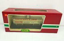 LGB Lehmann G-SCALE #4080Y01 TRANSCONTINENTAL OIL COMPANY TANK CAR with Box
