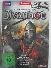 Ivanhoe - Ritter und Mittelalter in England - Kreuzritter, Christopher Lee, BBC