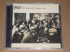 UB40 - THE BEST OF: VOLUME TWO - CD SIGILLATO (SEALED)