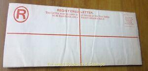 EBS GRENADA - QV Registered Envelope - 2d - H&G C1E Size K (820