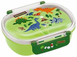 Skater Children Bento Box Lunch Box Dinosaurs 360 ml QAF2BA  w/Tracking NEW
