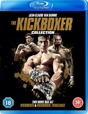 The Kickboxer Collection Blu-ray Set 2016