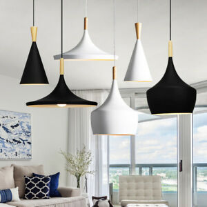 Bar Pendant Light Wood Modern Ceiling Light Kitchen Lamp Home Pendant Lighting