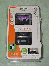 Sonnet PodFreq FM Transmitter for iPod (FMT-IPOD-BLK)