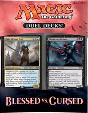 Blessed vs. Cursed Duel Deck (ENGLISH) FACTORY SEALED BRAND NEW MAGIC