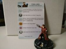 HeroClix Marvel Guardians of the Galaxy 017 Star-Lord Chase Figure