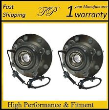 Front Wheel Hub Bearing Assembly for Chevrolet Silverado 3500 HD 2007-2010 PAIR
