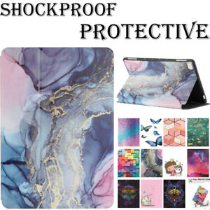 Slim Shell PU Leather Case Cover For Huawei Mediapad M5 Lite 8.0 10.1 T5 10.0