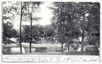 1906 Miller Park, Bloomington, Illinois Postcard