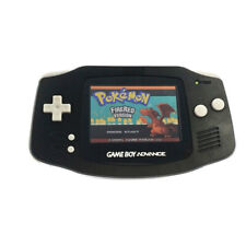 Black AGS-101 Backlight Backlit Screen Game Boy Advance Console GBA Console
