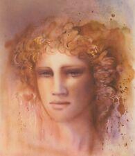 Lithografie Jean-Paul Cleren - Le Visage