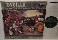 SXL 6044 Dvorak Symphony No.8 & Scherzo Capriccioso LSO Istvan Kertesz ED2 WBG