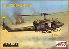 BELL 205 (HUEY) / UH 1 N  'SPECIAL OPERATIONS' 1/72 AEROPLAST