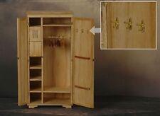 "Toy Model WWII German Scene Wooden Wardrobe 1/6 Fit for 12"" action figure"