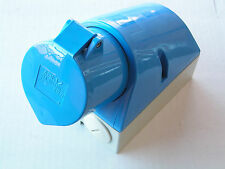 Altech ABL17 Straight Receptacle 32A-6H/220V 2P +Ground NEW!!! Free Shipping