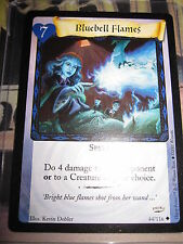 HARRY POTTER TRADING CARD GAME TCG BLUEBELL FLAMES PROMO RARE ENGLISH MINT