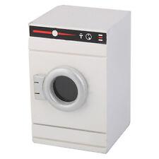 Dollhouse Miniature Kitchen Laundry Furniture Appliance Washing Machine 1/12
