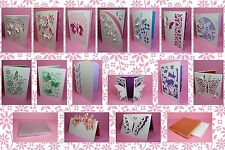 Brother ScanNCut 3D Butterfly cards CD1033