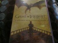 "COFFRET 6 DVD NEUF ""GAME OF THRONES - SAISON 5"""
