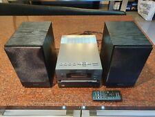 SONY Kompakt-Stereoanlage mit CD HCD-CBX5