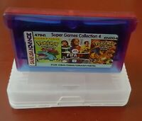 47 in 1 custom shell Multicart For Gameboy Advance VideoGames GBA GBM GBASP NDSL