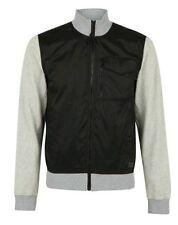 G-Star Raw Mens 85101D Tarrick Collar Bomber Jacket Raven Black Grey XL RRP £105