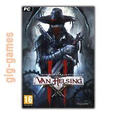 The Incredible Adventures Of Van Helsing II 2 PC Steam Link DE/EU/USA Key