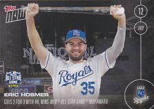 2016 Topps NOW 247 Eric Hosmer Royals MVP Award All Star Game 993 Printed