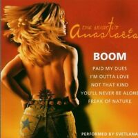 Anastacia Boom-The music of (performed by Svetlana) [CD]