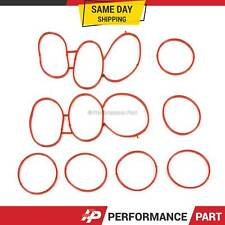 Intake Manifold Gasket Fit 97-01 Mercury Moutaineer Ford Explorer 4.0L SOHC 12V