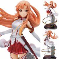 Asuna Sword Art Online SAO Action Figure Collectieble Model Children Toy Gift