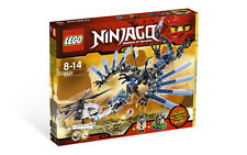 Lego 2521 - Lightning Dragon Battle MISB