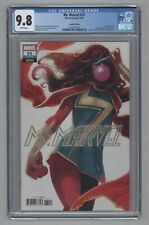 Ms. Marvel #31 Stephanie Hans Variant 1st App Skunk Girl Disney Plus CGC 9.8