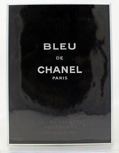 Chanel Bleu De Chanel Eau De Toilette 3.4 Ounce