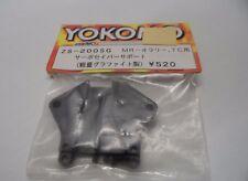 New Yokomo ZS-200SG MR-4 TC Graphite Servo Saver Spare Part New Old Stock
