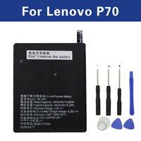 New BL234 For Lenovo P70 P70t Battery Replacement 3900/4000mAh akku+Repair Tools