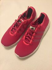 New Adidas Women's Shoes Element Hoody Pink White (B33921) Size 9.5