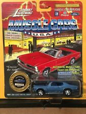 1/64 JOHNNY LIGHTNING MUSCLE CARS USA 1970 CHEVROLET CHEVELLE SS BLUE