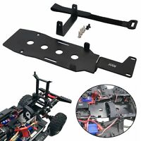 Aluminum Metal Low LCG Battery Tray Set for Traxxas TRX-4 TRX4 RC Crawler Car