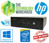 HP ProDesk 400 G1 PC - Intel i5 Quad Core CPU Up To 16GB Ram Fast SSD Windows 10