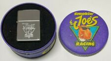 Vintage Zippo 1994 Smokin' Joe's Racing Camel Lighter | UNUSED IN ORIGINAL TIN |