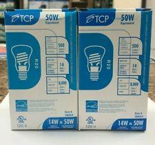 BR20 CFL Bulb - 50W Equal - 14 Watt (2 pack)