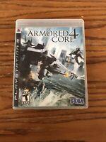 PS3- Armored Core 4 (CIB)
