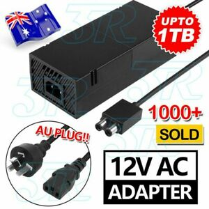 Up to 1TB AC Adapter Charger Mains Power Supply Brick for Microsoft XBOX ONE AU