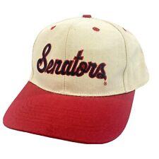 New listing HARRISBURG SENATORS Red/White Hat  MiLB Eastern League MINOR LEAGUE Baseball