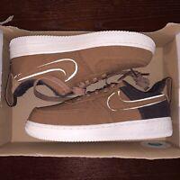Nike x Carhartt Force 1 PRM WIP PS Ale Brown Sail BQ3762 200 Preschool 3Y CS1239