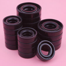 10 Crank Oil Seal Set For 40-5 CG430 Trimmer Brushcutter Engine 15x30x7 12x22x7